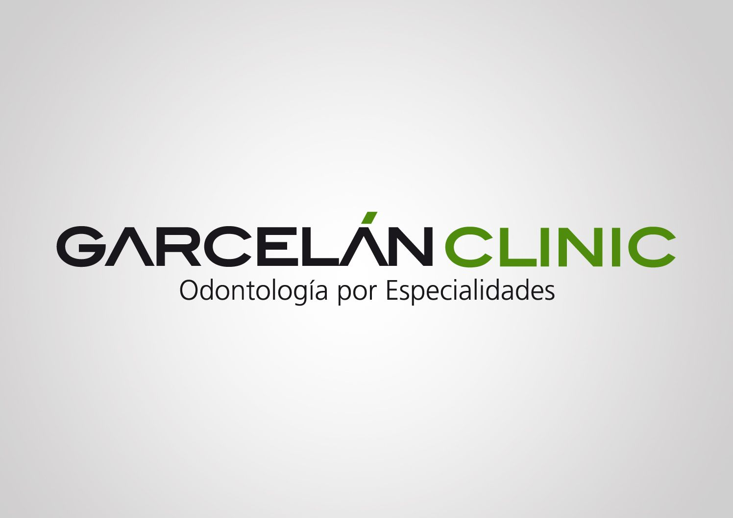 diseño de logotipo de clinica dental garcelan, agencia de publicidad sevilla. marketing dental, marketing para dentistas, publicidad para clinica dental, publicidad para dentistas