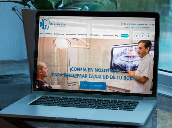 diseño-web-clinica-dental-dres-martinez