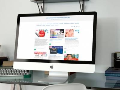 Creación de contenidos para el blog de DentyDent Madrid