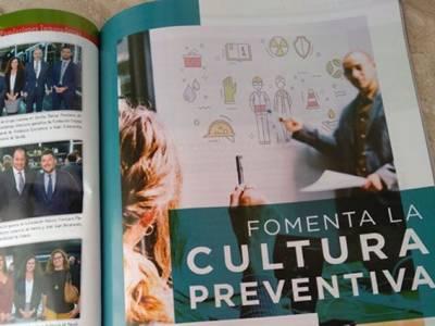 Campaña de Publicidad Prevención de Riesgos Laborales de la CEA (Confederación de Empresarios de Andalucía)