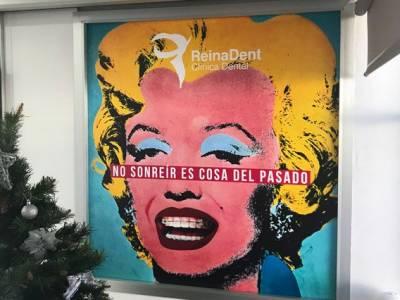 Proyecto de decoración para Clínica Dental Reinadent