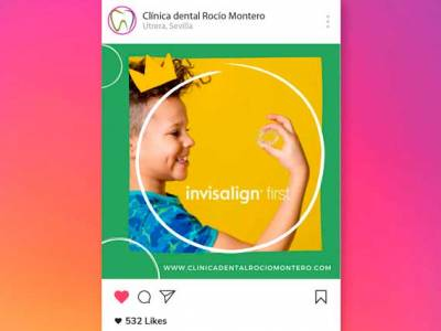 Marketing para Clínica Dental Rocío Montero