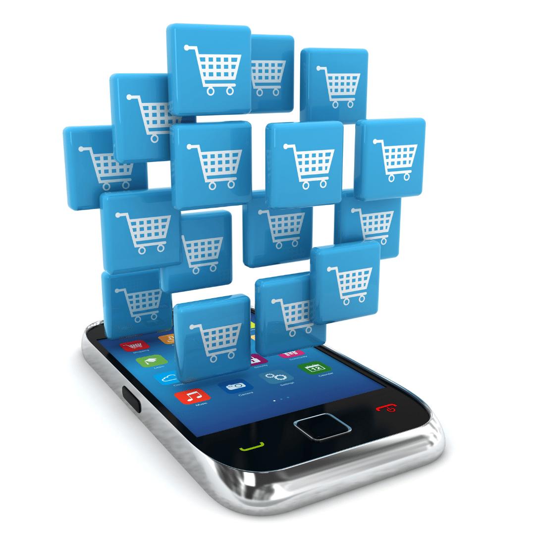 Las decisiones de compra importantes no se hacen con el móvil.
